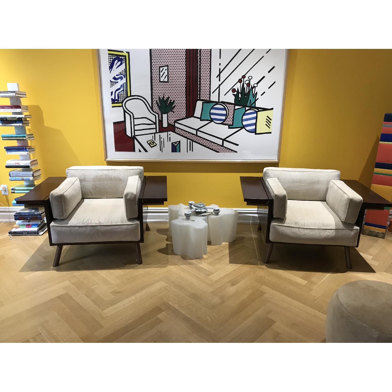 Knoll Salsa Lounge Chairs - image-1