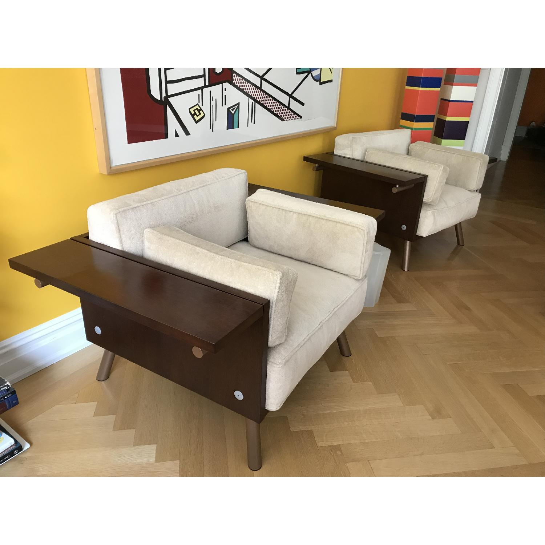 Knoll Salsa Lounge Chairs - image-2