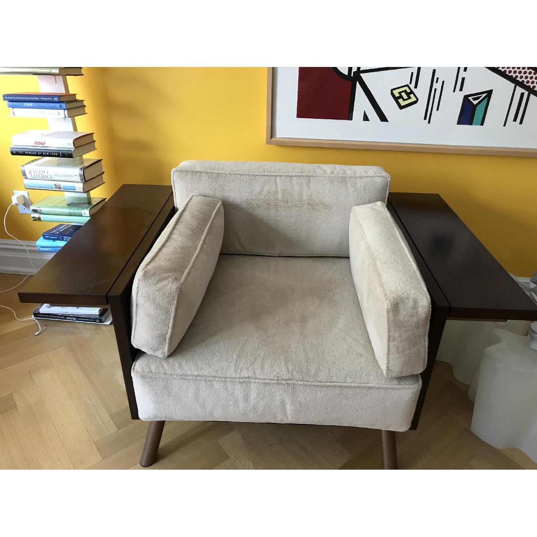 Knoll Salsa Lounge Chairs - image-3