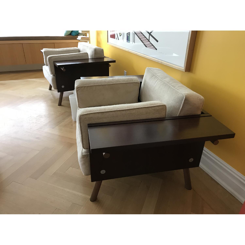 Knoll Salsa Lounge Chairs - image-4
