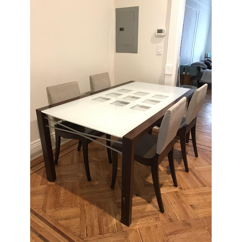 Ligne Roset 5-Piece Dining Set - image-2