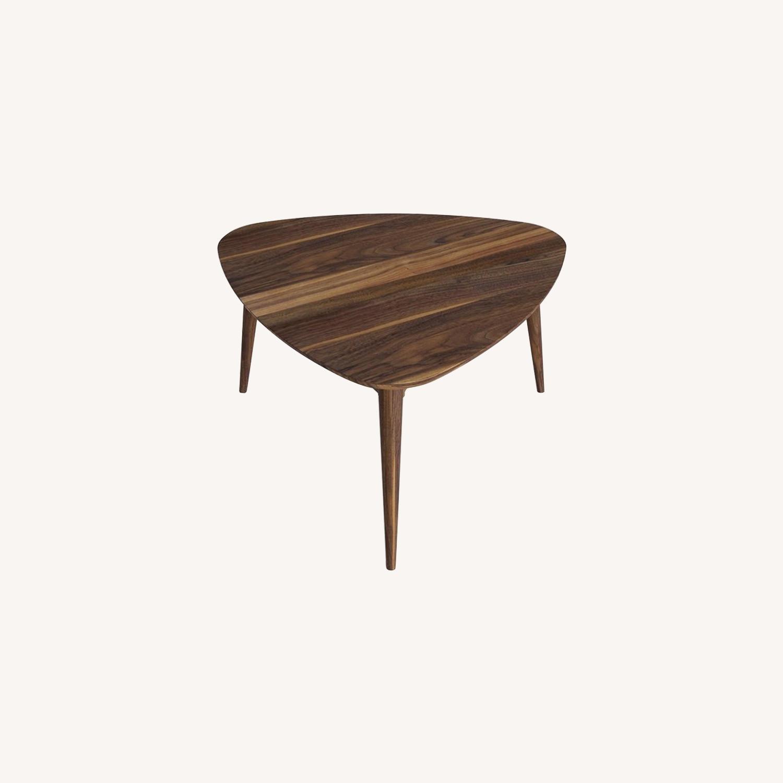 Ion Design Vintage Tripod Walnut Coffee Table - image-0
