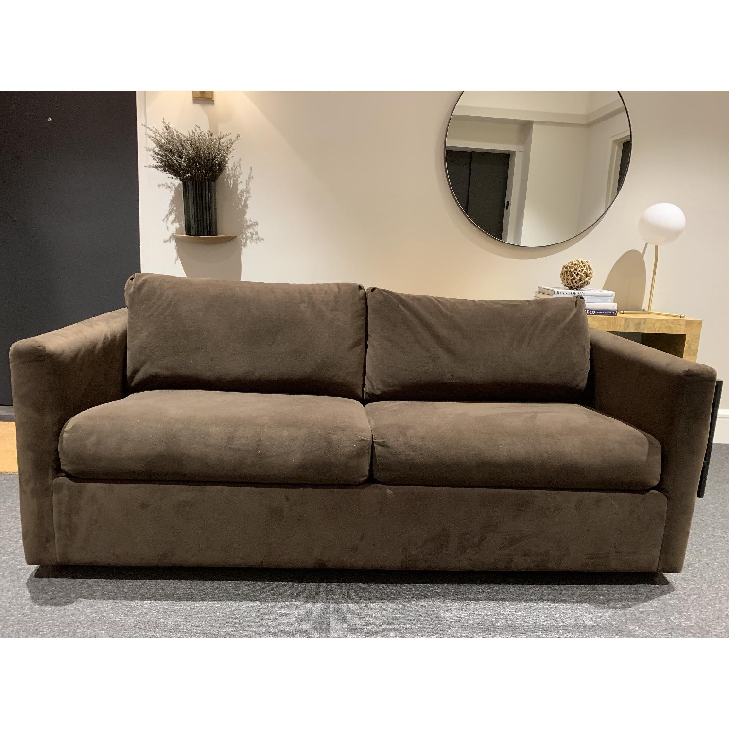 Club Furniture Queen Sleeper Sofa - image-1