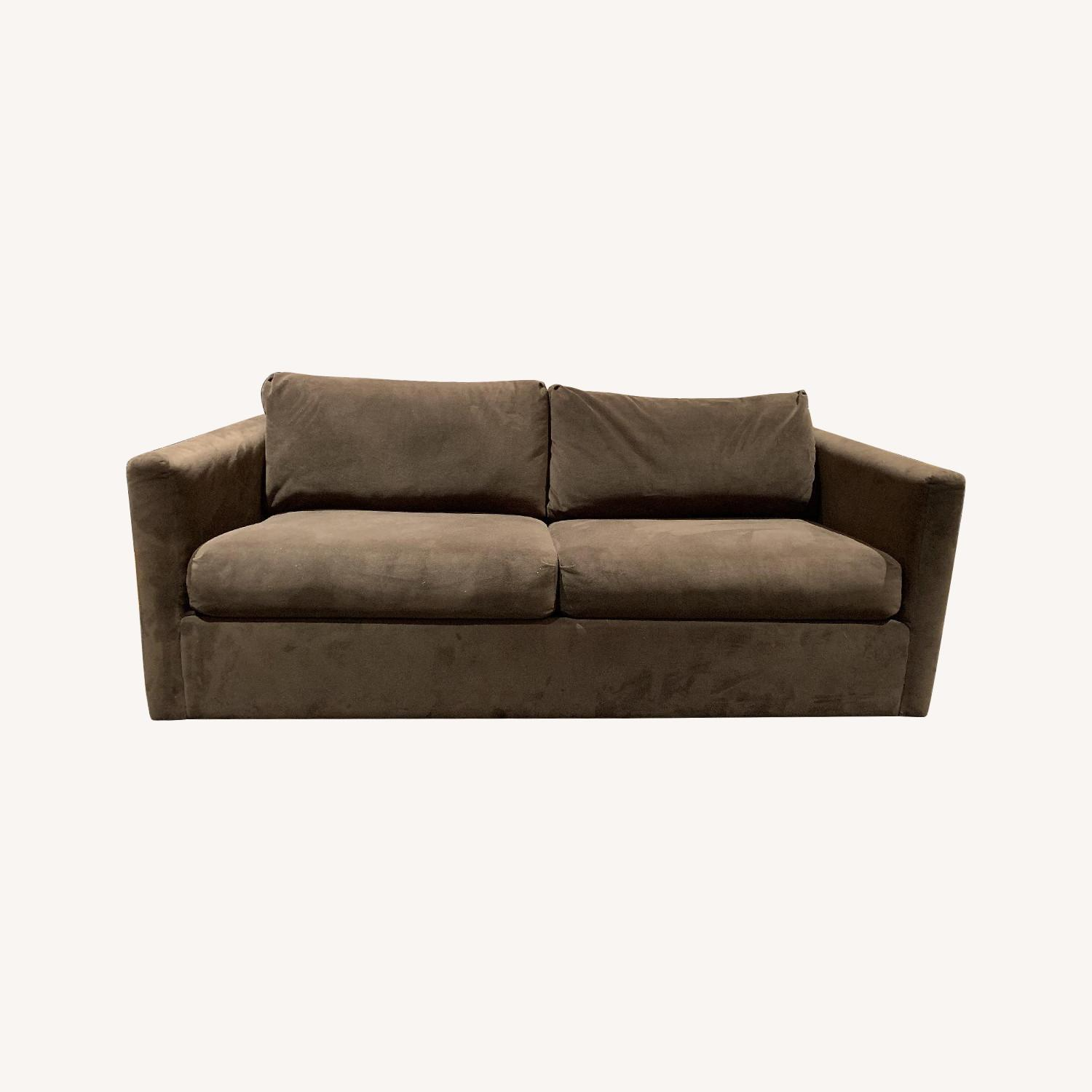 Club Furniture Queen Sleeper Sofa - image-0