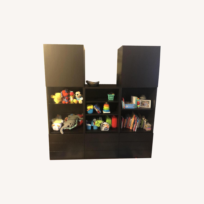 Ikea Besta Storage Combination Unit