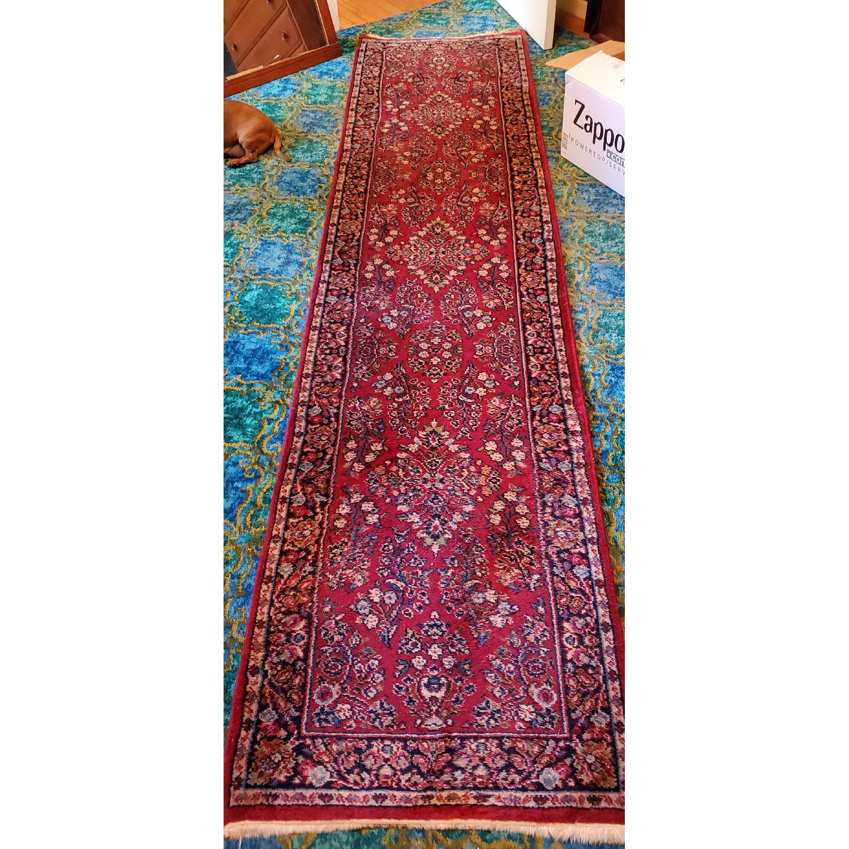 Karastan Samovar Antique Persian Runner - image-1