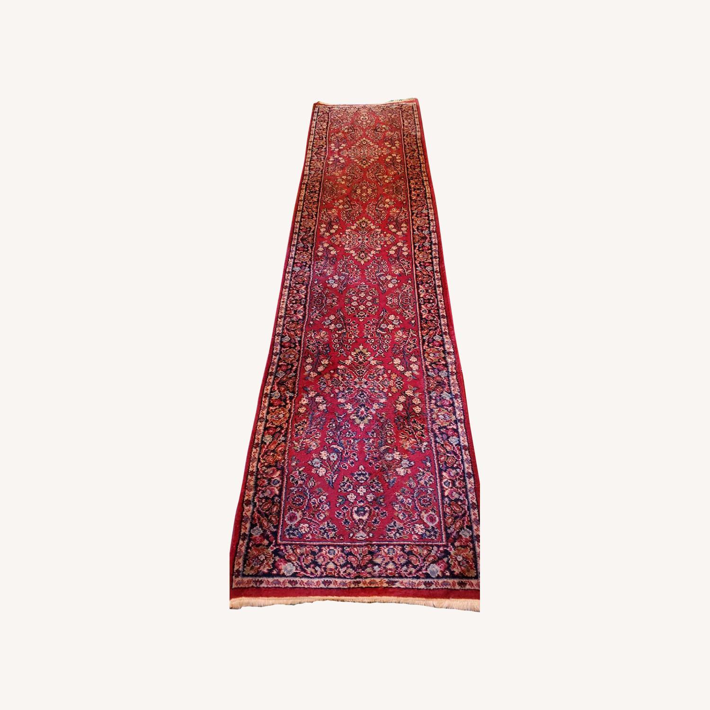 Karastan Samovar Antique Persian Runner - image-0