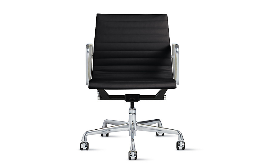 Design Within Reach Eames Aluminum Group Management Chairs