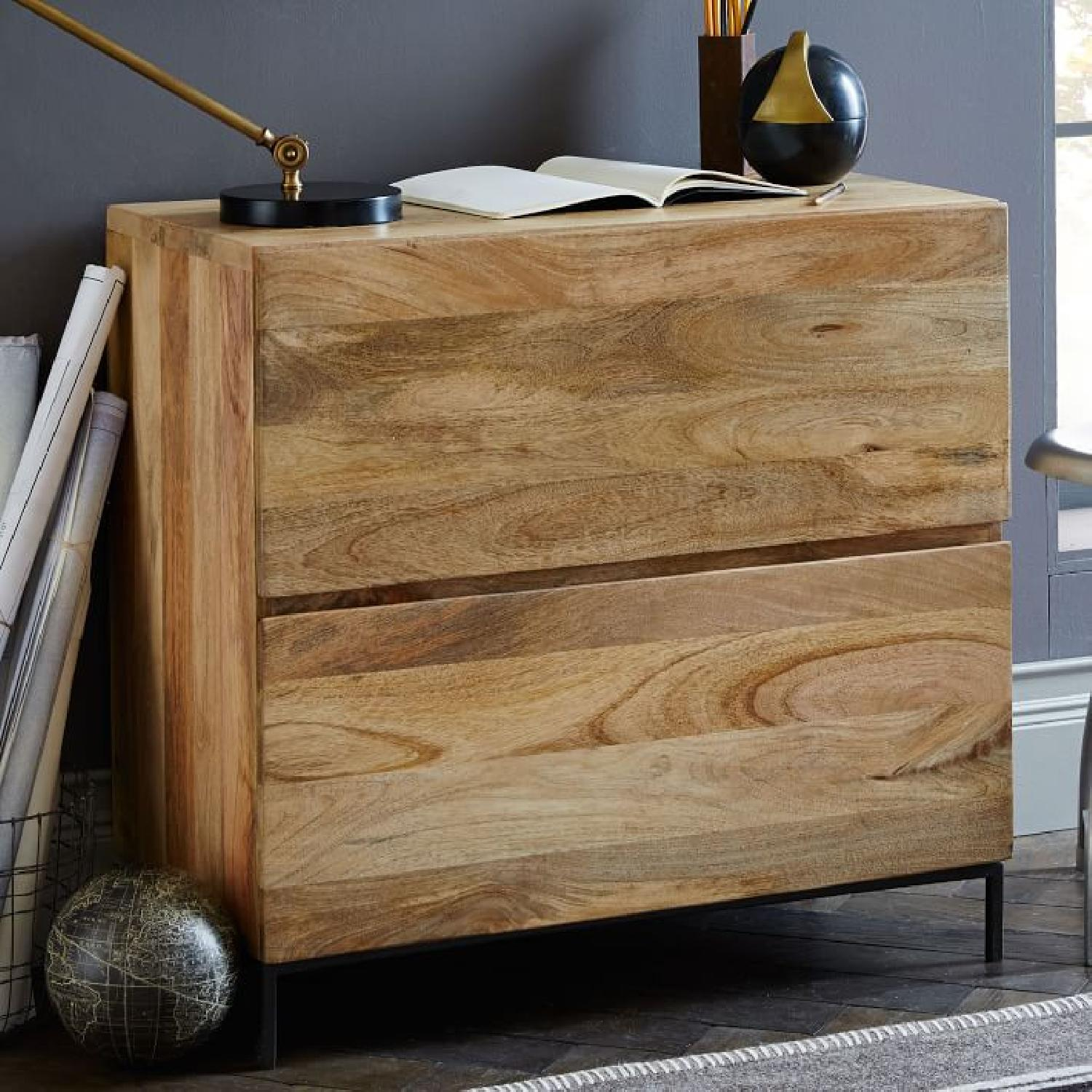 West Elm Industrial Storage Modular Lateral File - image-1