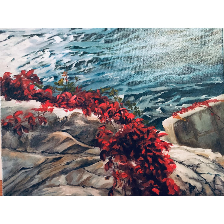 Leslie Lee - Oil Painting of Landscape - image-0