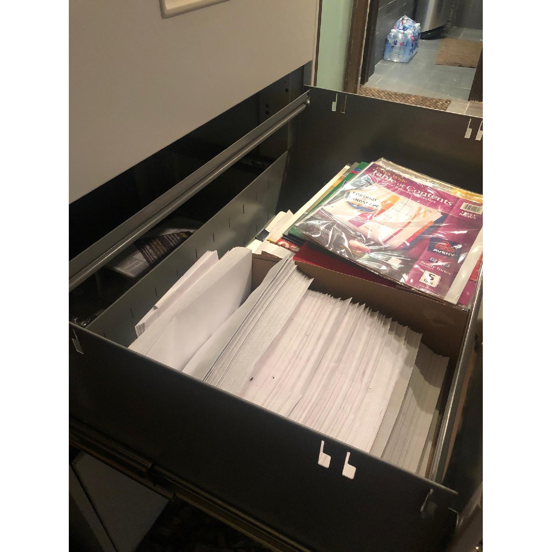 Hon 600 Series Metal 4-Drawer Lateral File Storage - image-5