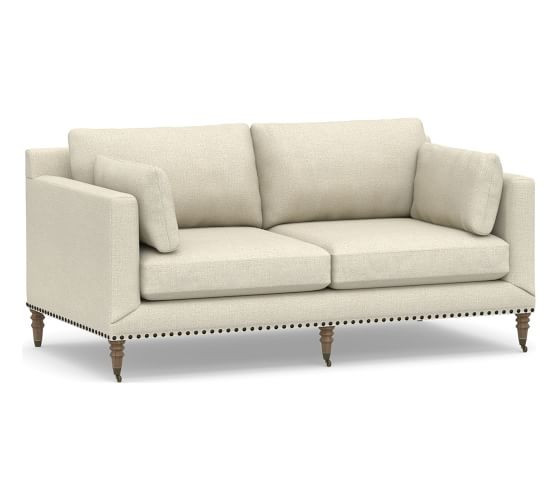 Pottery Barn Upholstered Couch / Loveseat