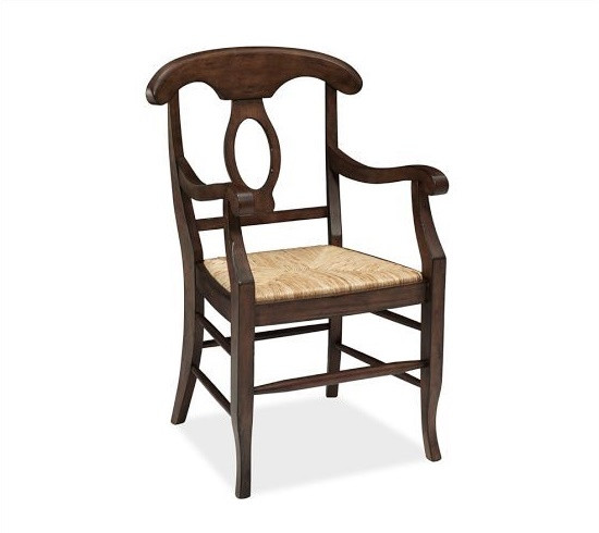 Pottery Barn Napoleon Dining Arm Chairs