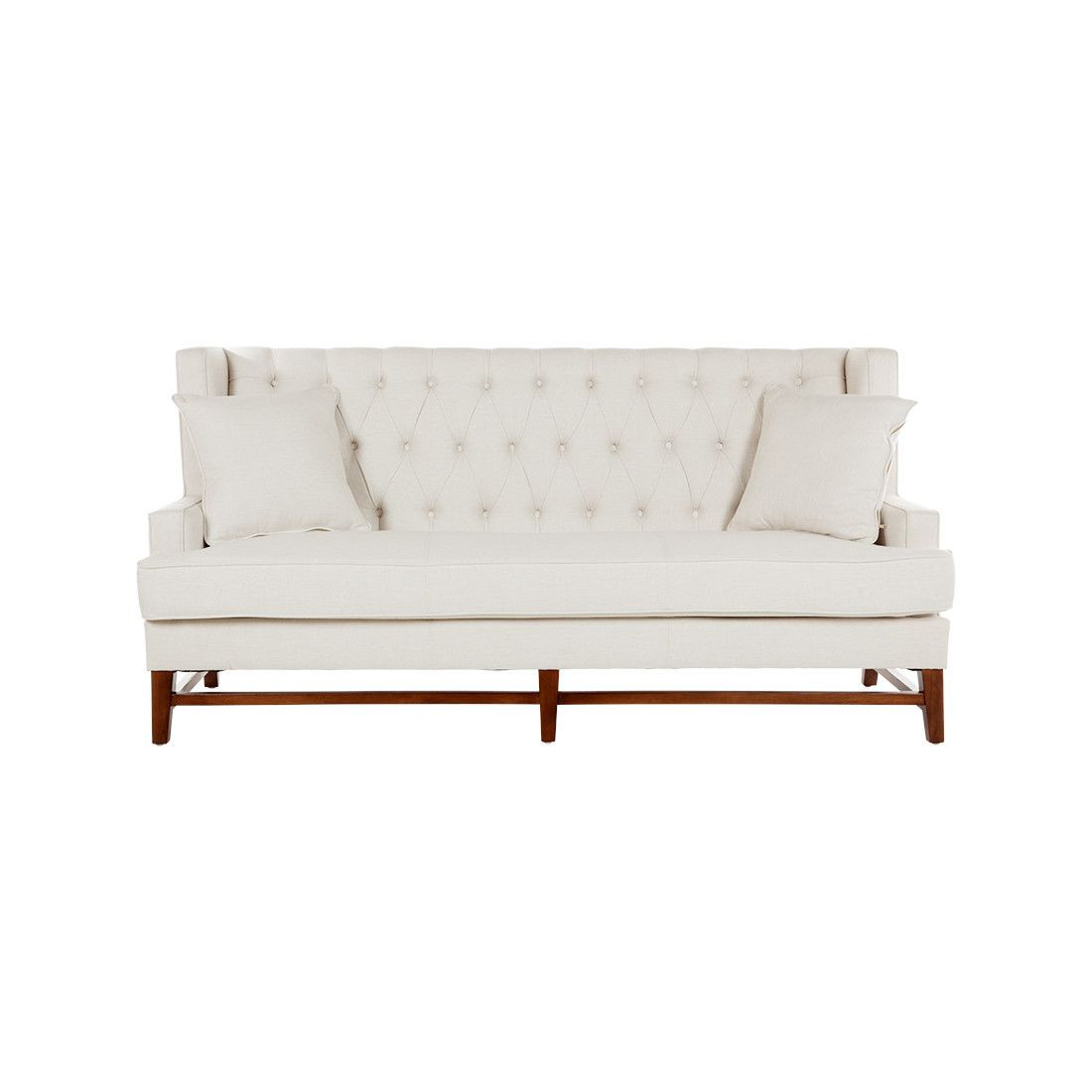 France and Son Winston Tufted Sofa