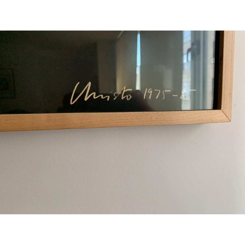 Signed & Framed Christo Print - image-2