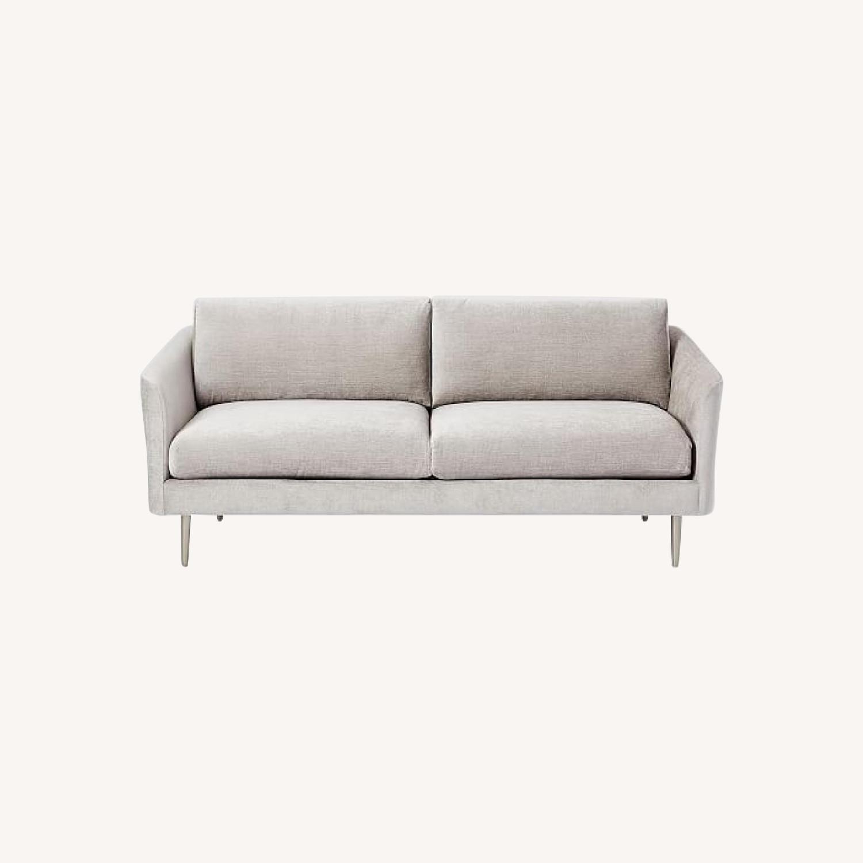 West Elm Sloane Fabric Sofa