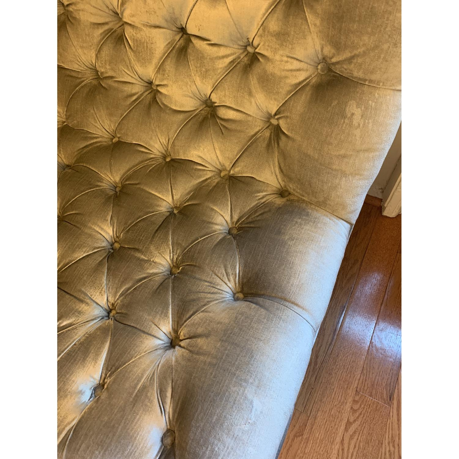 ABC Carpet and Home Cobble Hill Lorraine Armless Loveseat - image-4