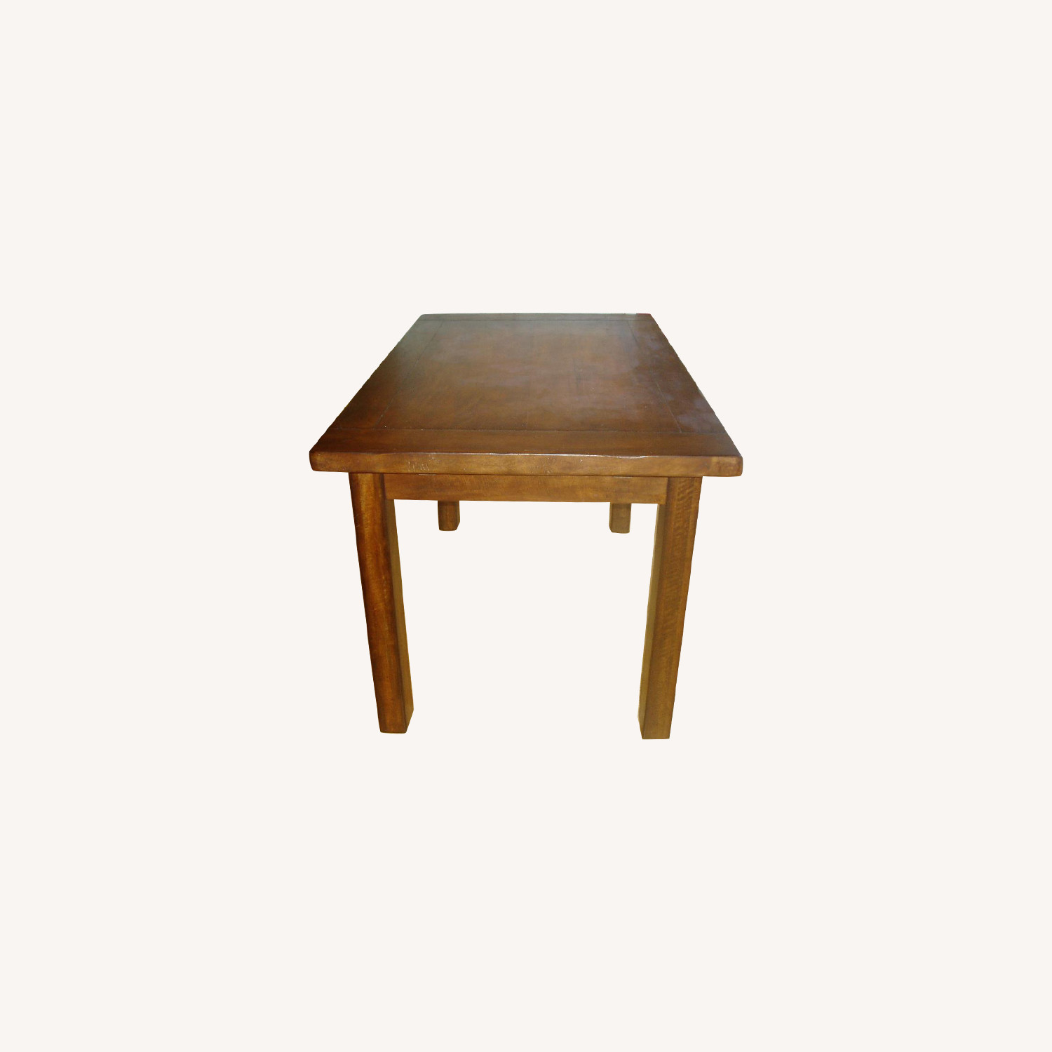 ABC Carpet and Home Teak Dining Table