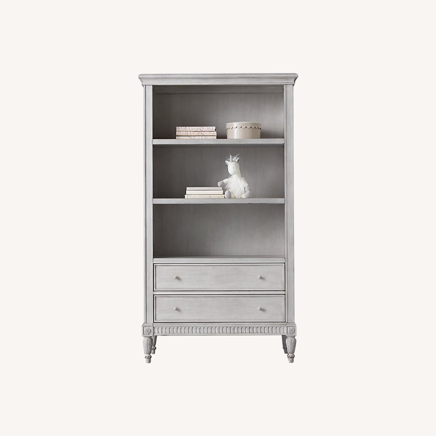 Restoration Hardware Belle Bookcase
