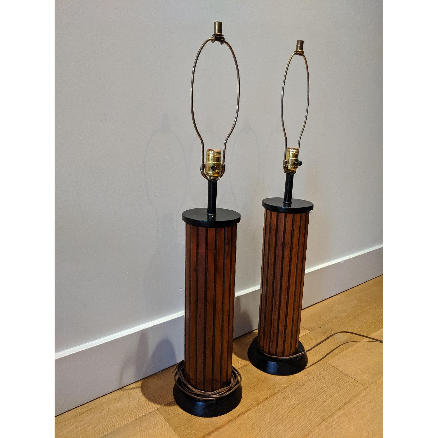 Vintage Mid Century Modern Lamps - image-1