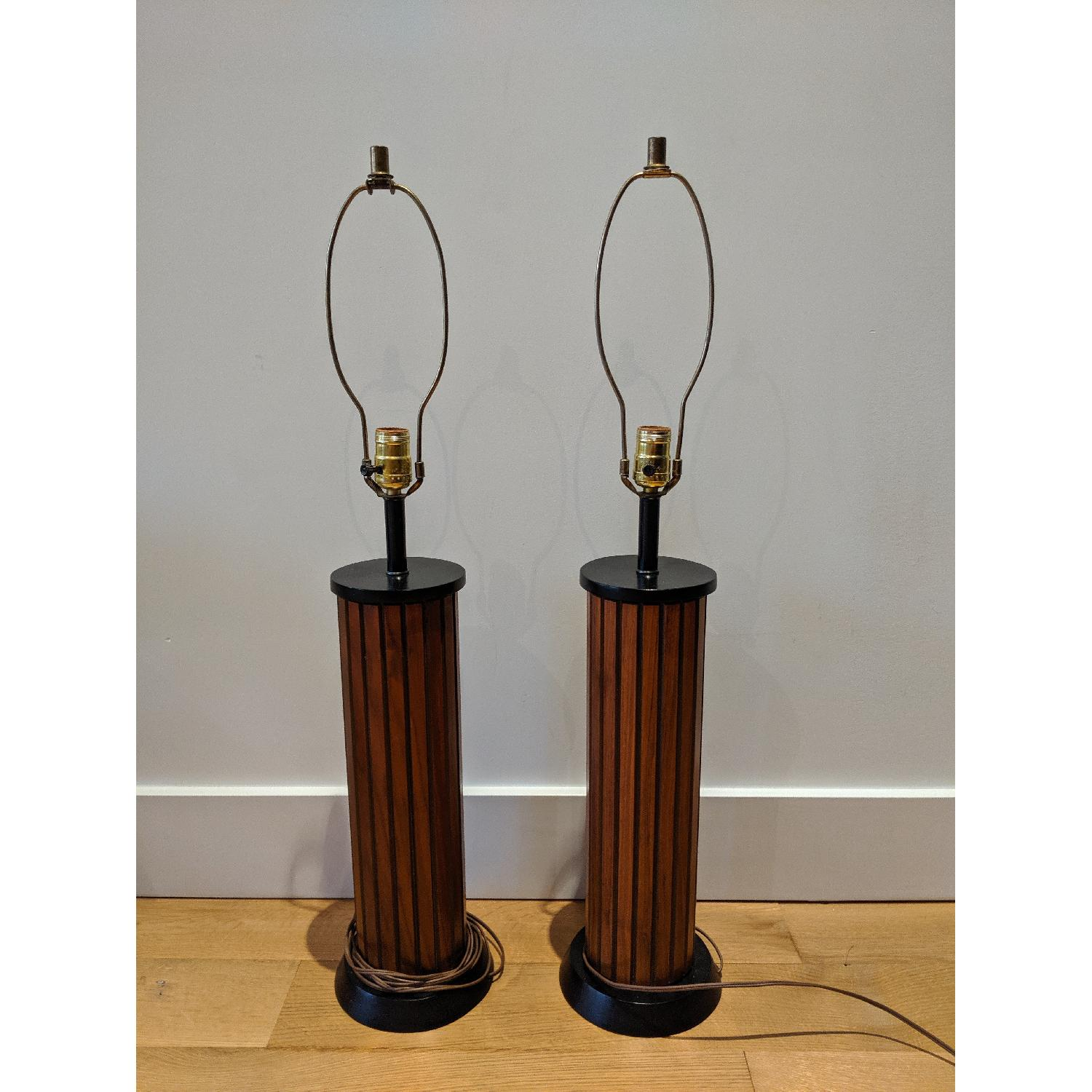 Vintage Mid Century Modern Lamps - image-4
