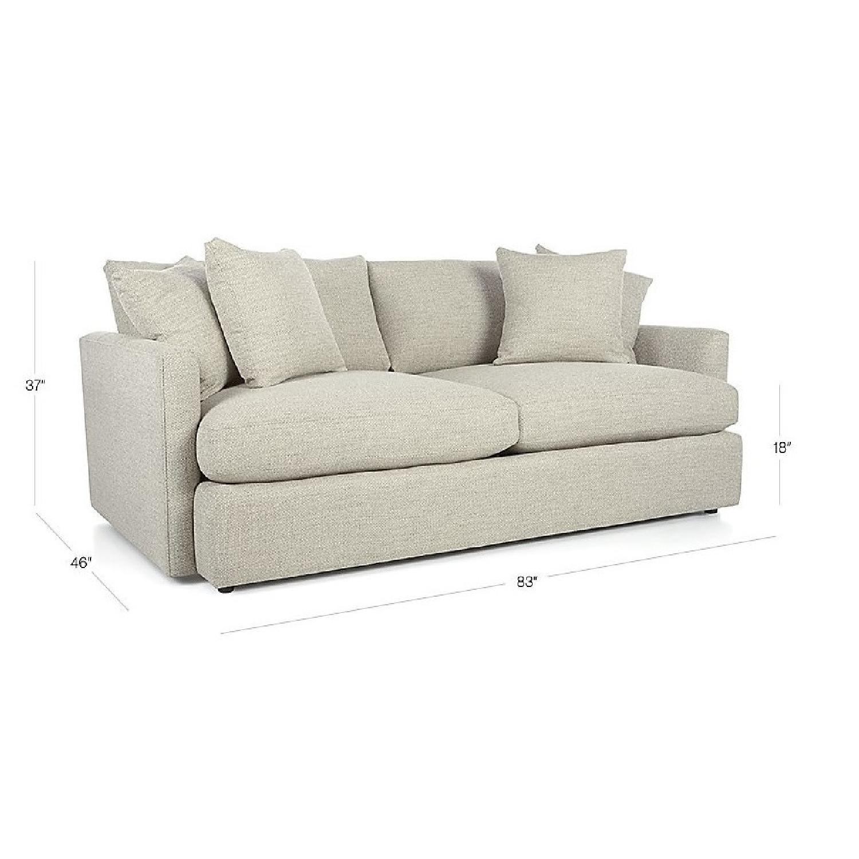 Crate & Barrel Lounge II Sofa - image-3