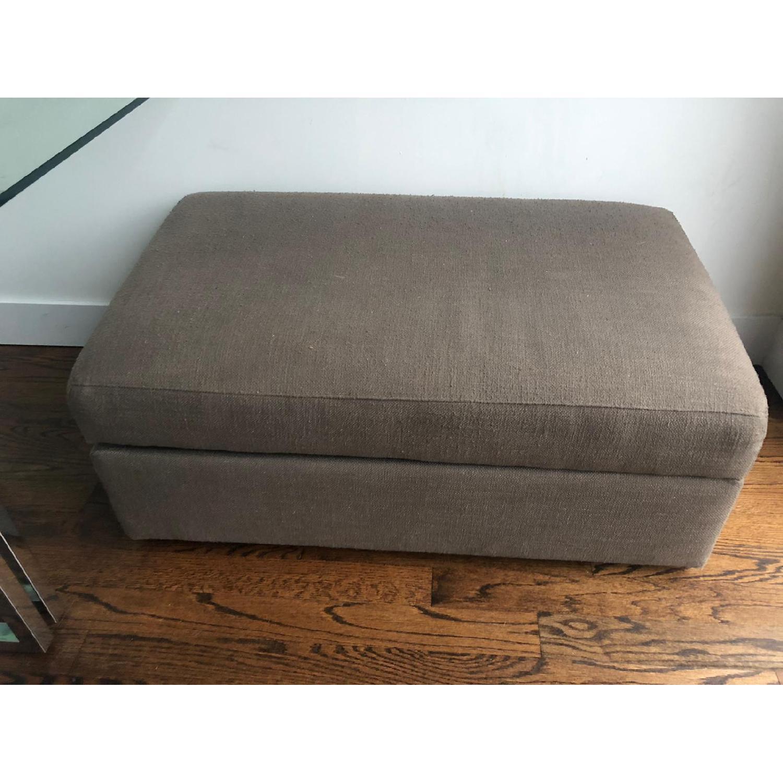 Crate & Barrel Lounge II Sofa - image-6