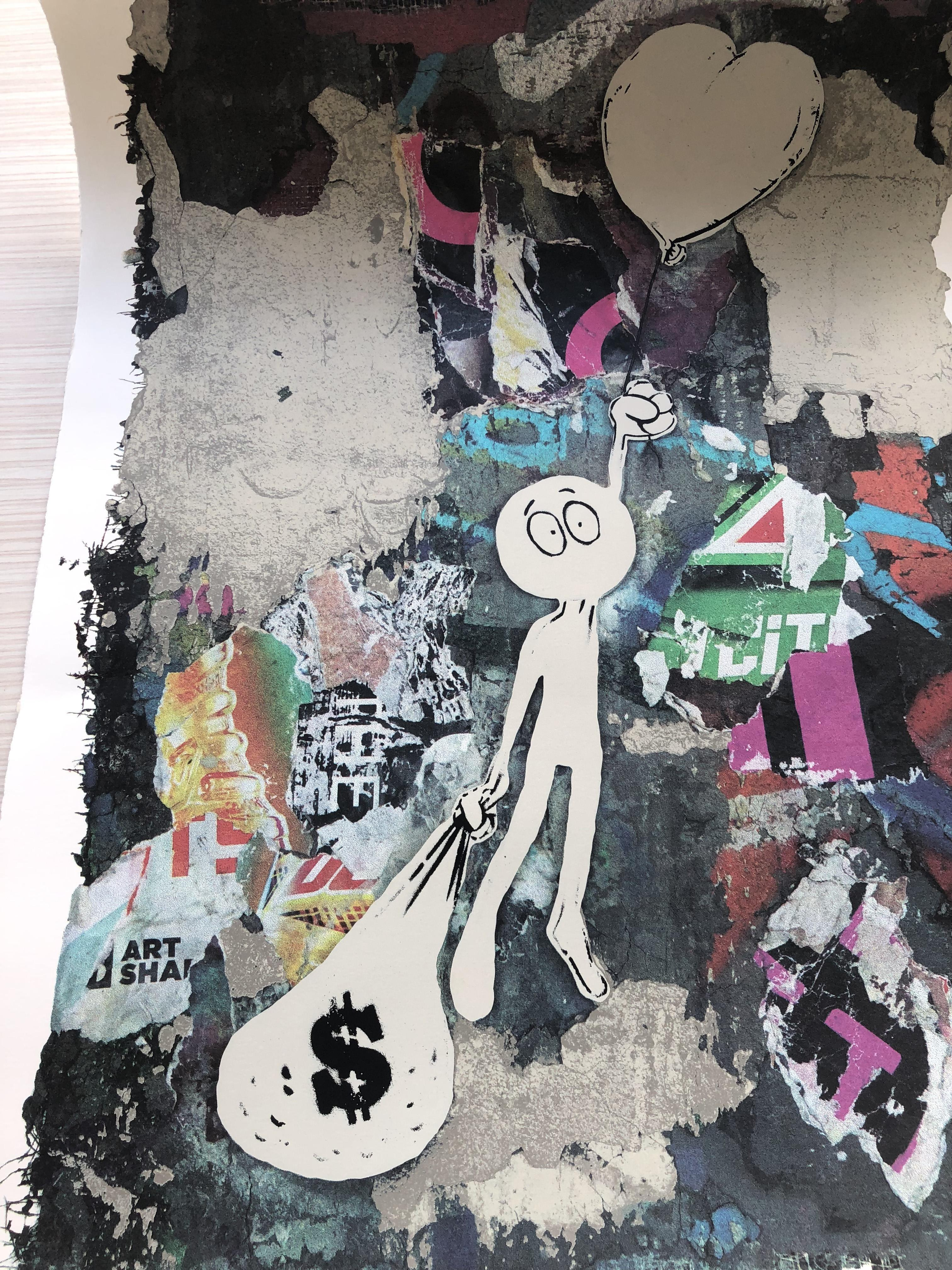 KAI Aspire Love vs Money Print