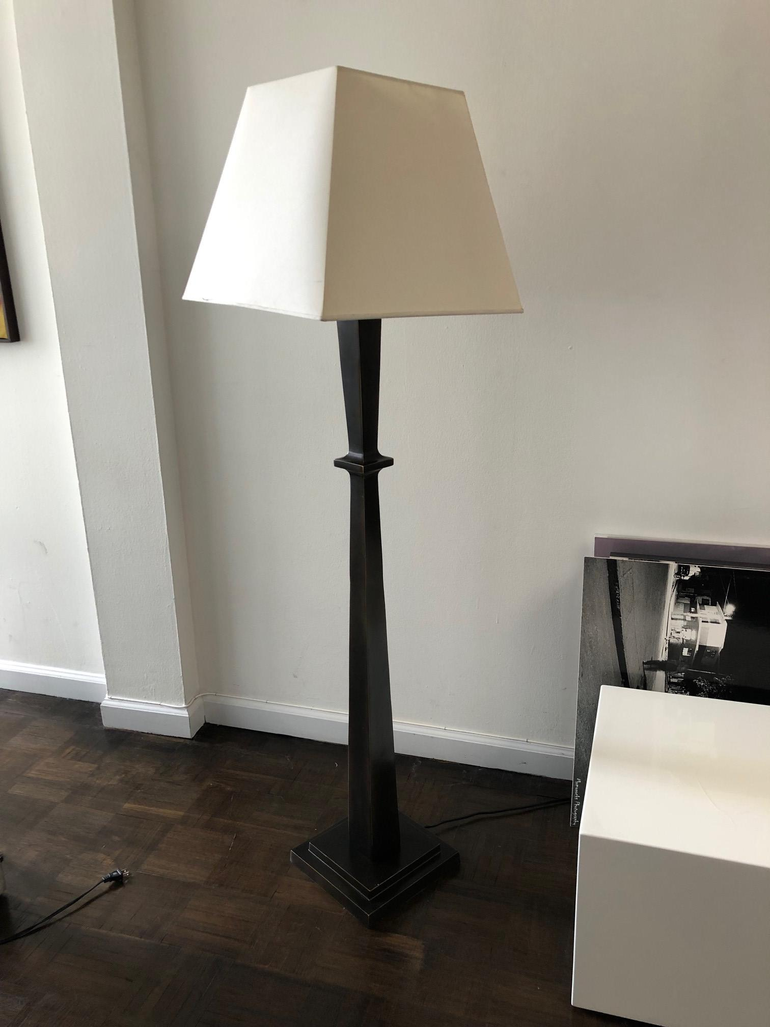 Pottery Barn Floor Lamp