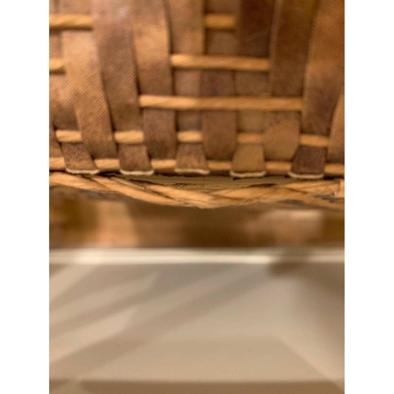 Target Natural Wicker Laundry Basket - image-3