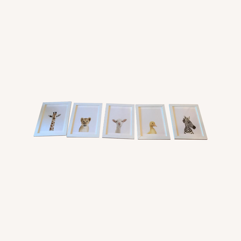 Sharon Montrose Baby Animal Prints