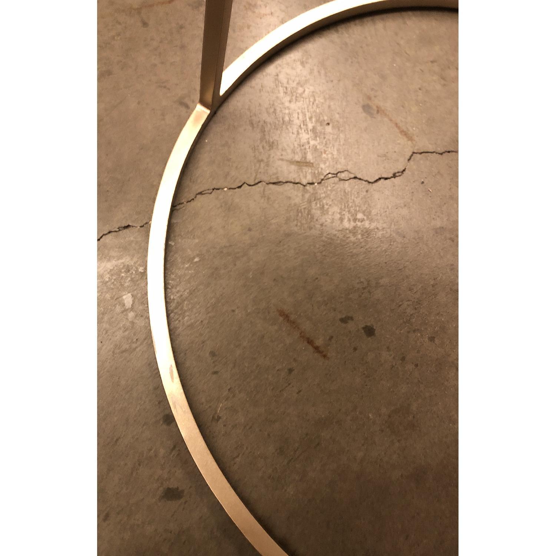 West Elm Enamel Round Nesting Side Tables - image-5