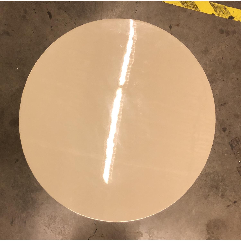 West Elm Enamel Round Nesting Side Tables - image-7