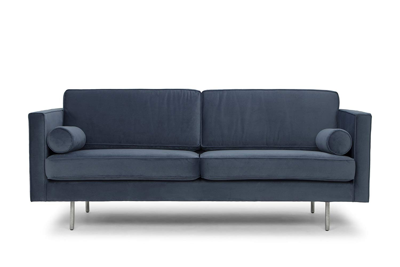 Nuevo Living Cyrus Velvet Sofa