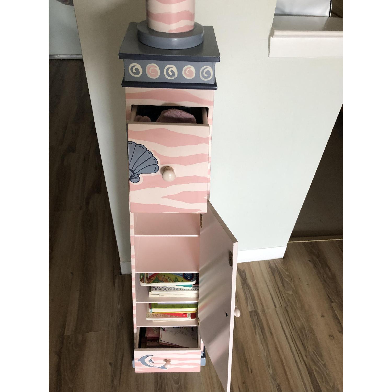 Bambini Lighthouse Storage/Bookcase - image-4
