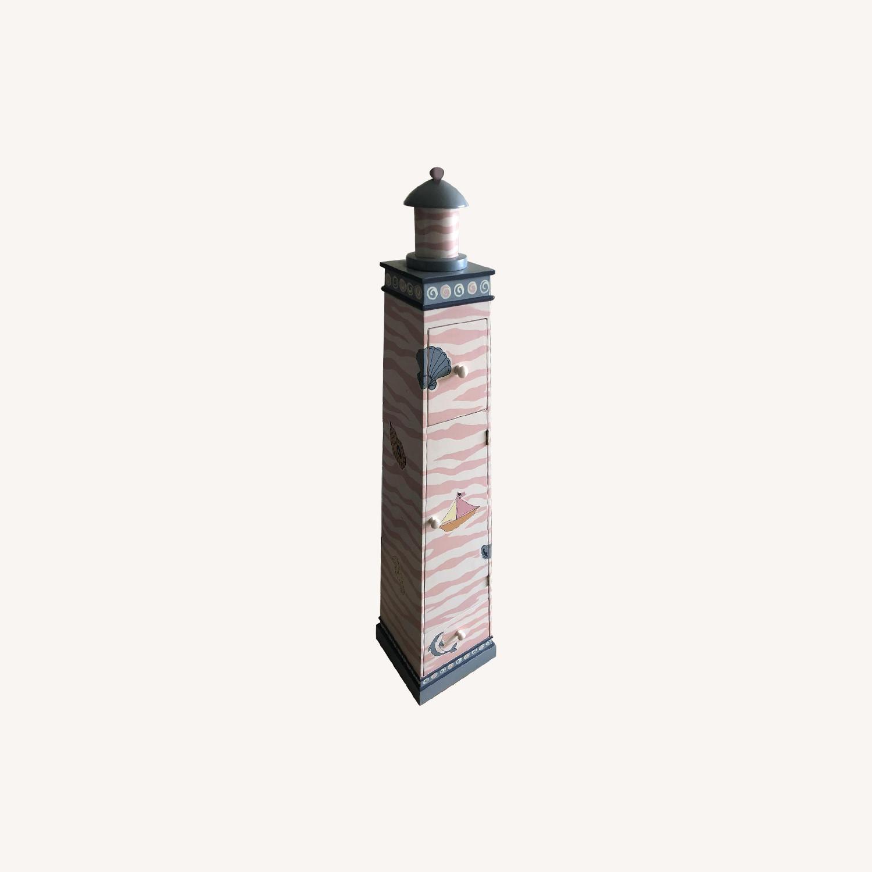 Bambini Lighthouse Storage/Bookcase - image-0
