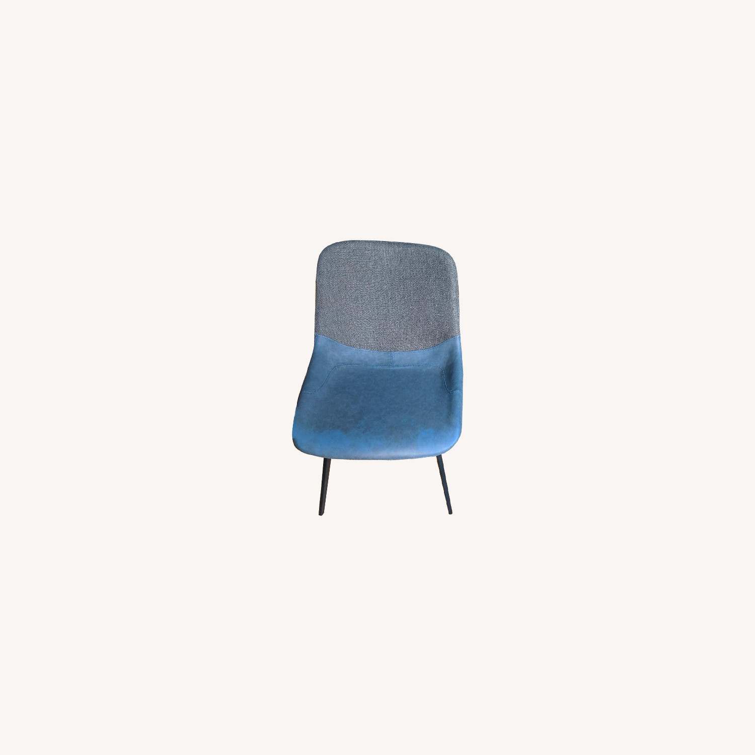 Faux Leather Dining Chairs