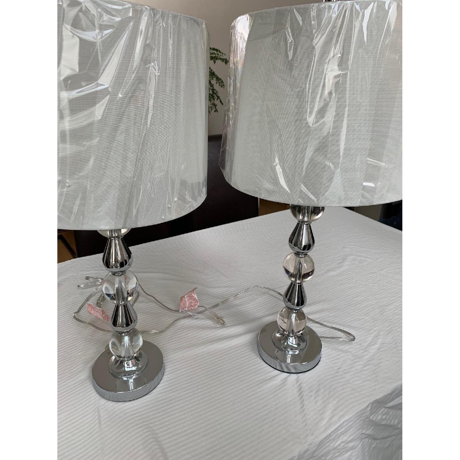 Glass Table Lamps - image-1