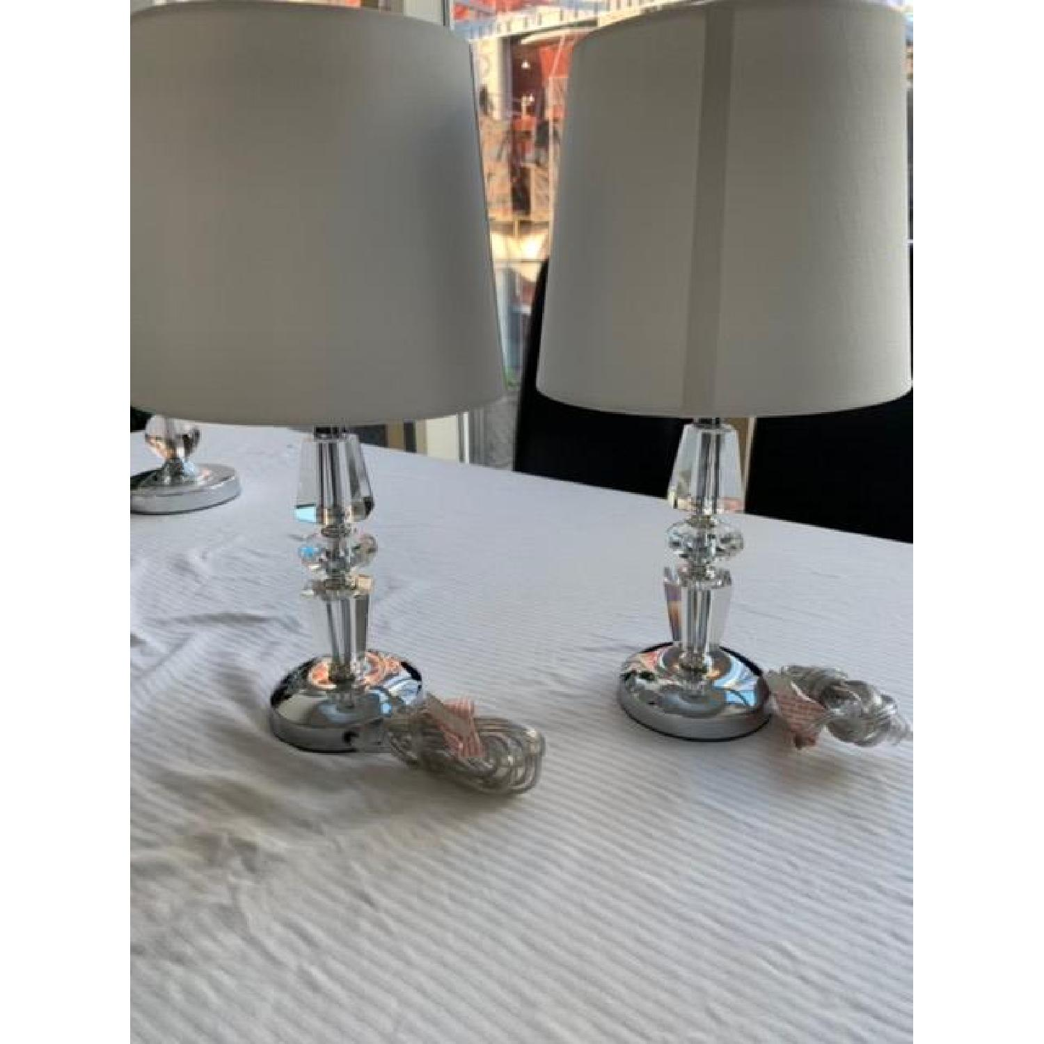Safavieh Crescendo Crystal Table Lamps - image-1