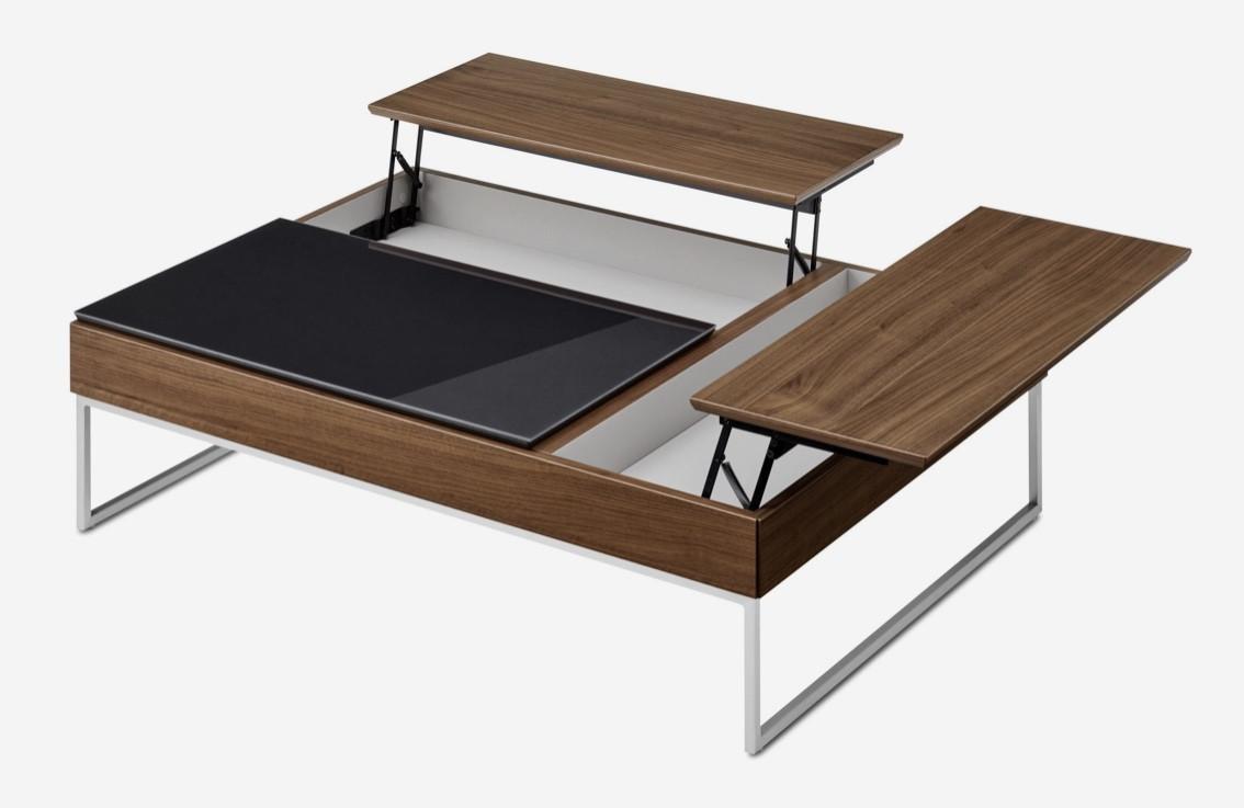 BoConcept Chivas Lift Top Coffee Table w/ Storage