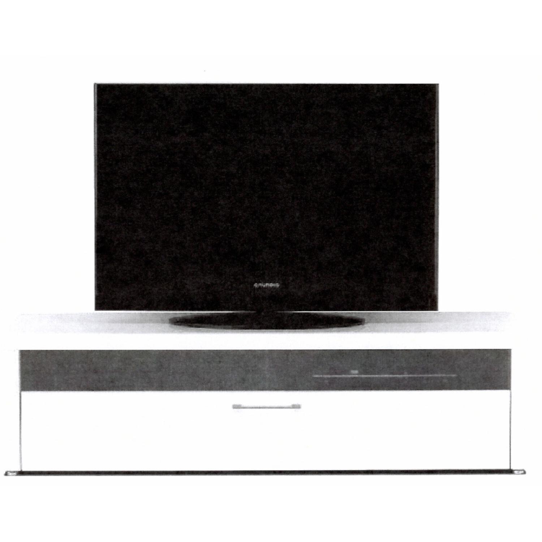 BoConcept White Media Unit/TV Console - image-0