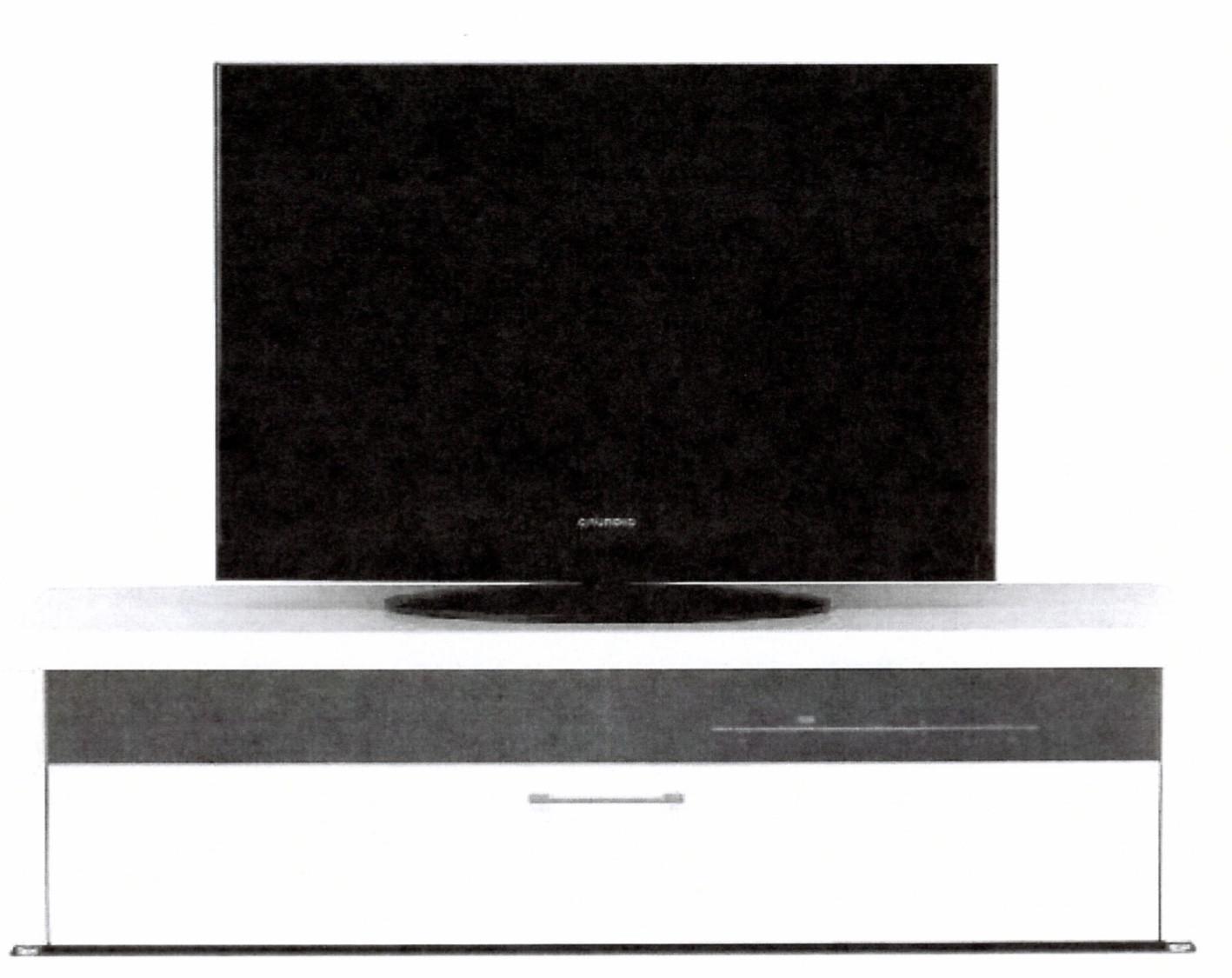 BoConcept White Media Unit/TV Console