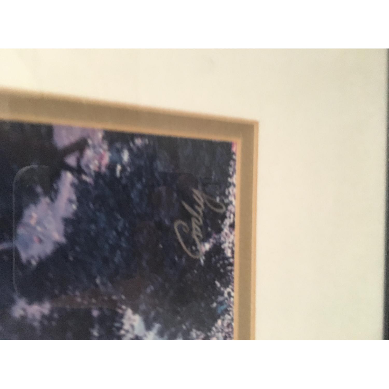 Pre 9/11 New York City Signed & Framed Original Photographs - image-1