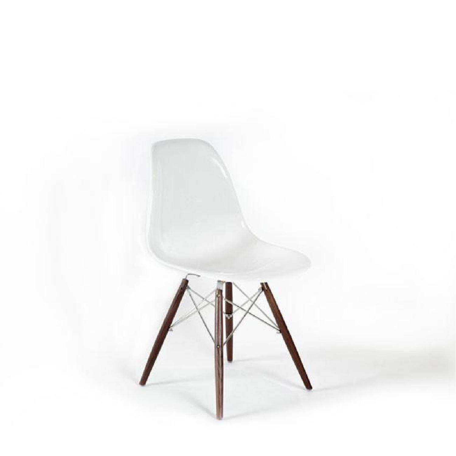 Organic Modernism Eames-Style Side Chairs - image-6