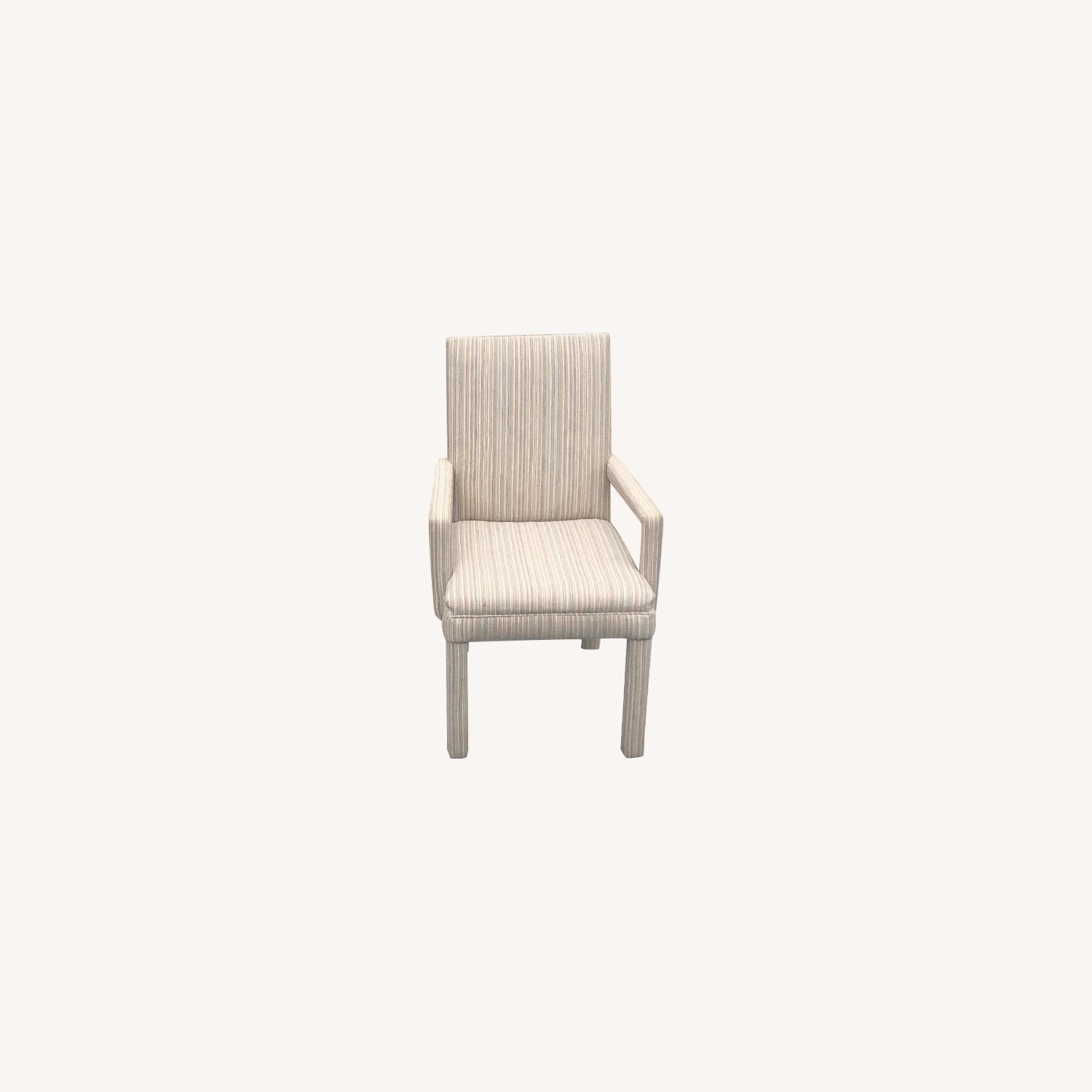 Modern Parson Style Dining Chairs