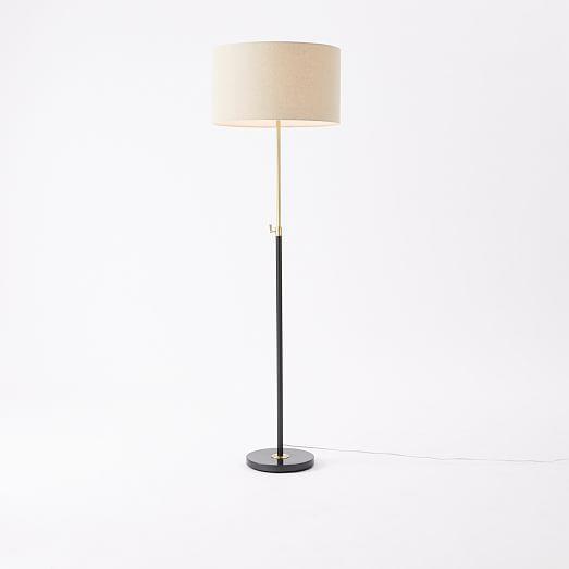West Elm Adjustable Floor Lamp