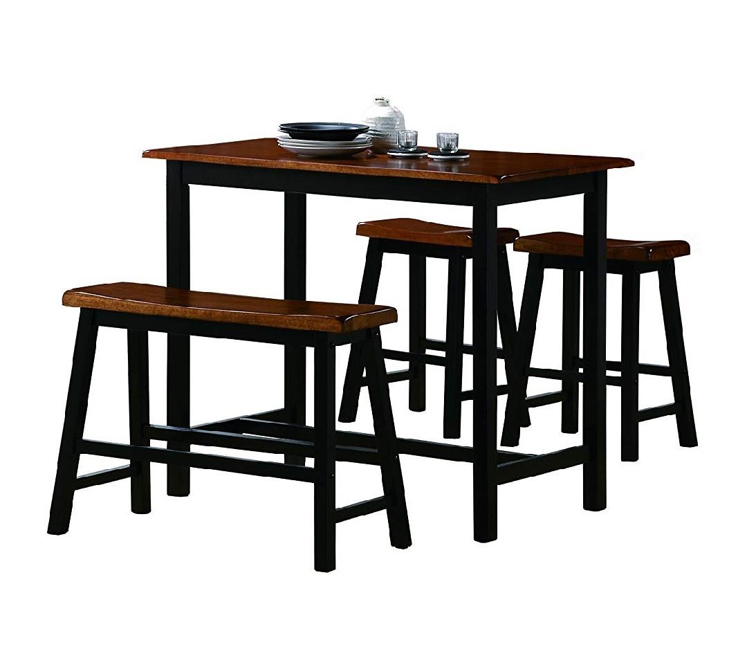 Tyler 4-Piece Counter Height Dining Set