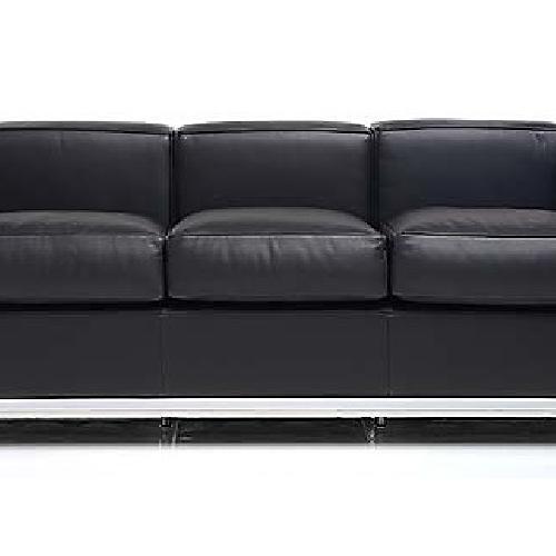 Cassina LC2 Petit Three-Seat Sofa