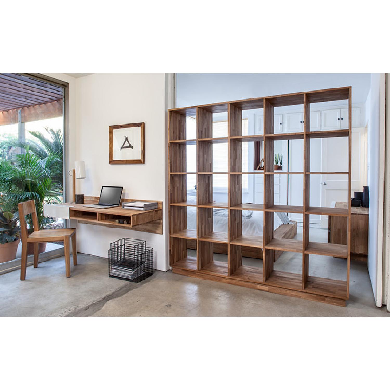 LAXseries Wood Bookshelf - image-1
