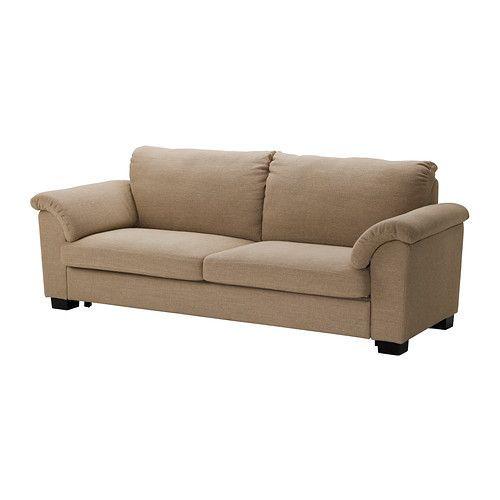 Ikea Tidafors Beige Sofa